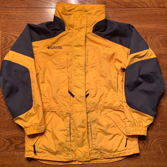 VTG Womens Columbia Winter Coat DOUBLE WHAMMY
